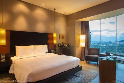 Hilton Kuala Lumpur (Executive King Room)