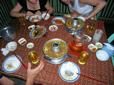 Sihanoukville and Bamboo Island (Koh Russei) 22 to 24.Nov, 08