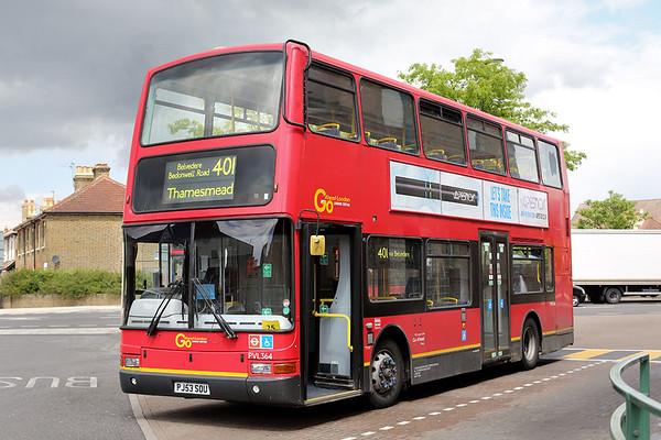 Go Ahead London