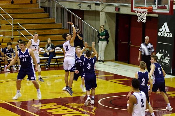 Wilsonville vs Skyview(WA) 12-20-17