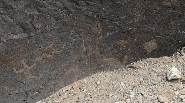 Petroglyph National Monument (Rinconada)