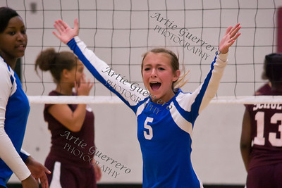 College Station Middle School Volleyball Tournament