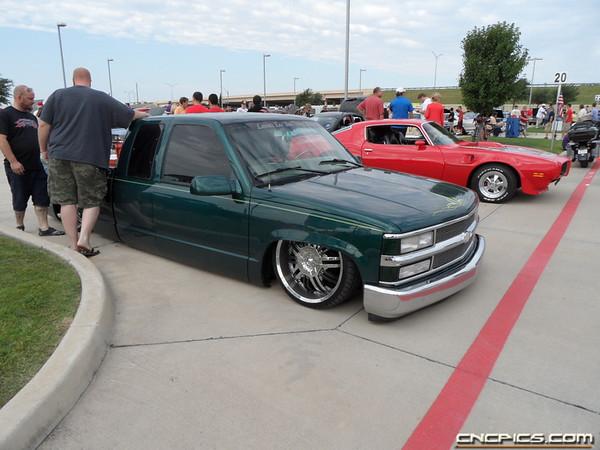 Cars and Coffee Dallas 6/2/12