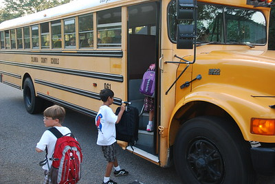 08-2009 School Starts