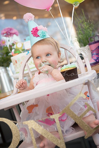 Ivy Mae is ONE!