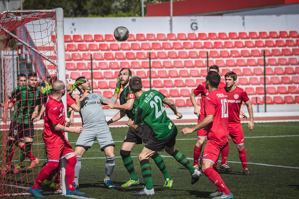 Europa FC 5-0 Manchester 62, First Division, Victoria Stadium, Gibraltar – 30th April 2016