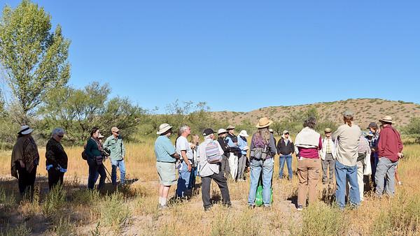 Archaeology Southwest at Gila River Farm 2017