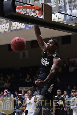 2018-10-16 MBB Late Night Madness -- Dunk Contest