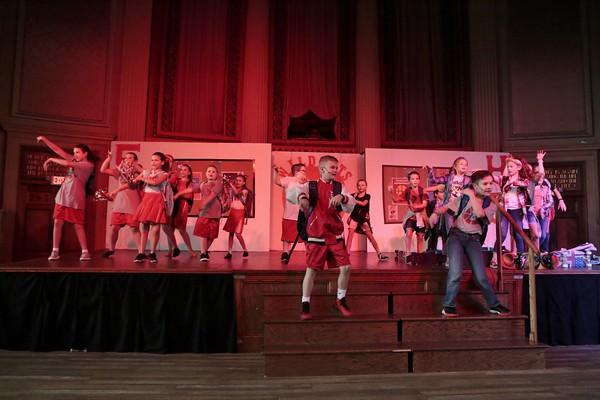 High School Musical Jr. Photos