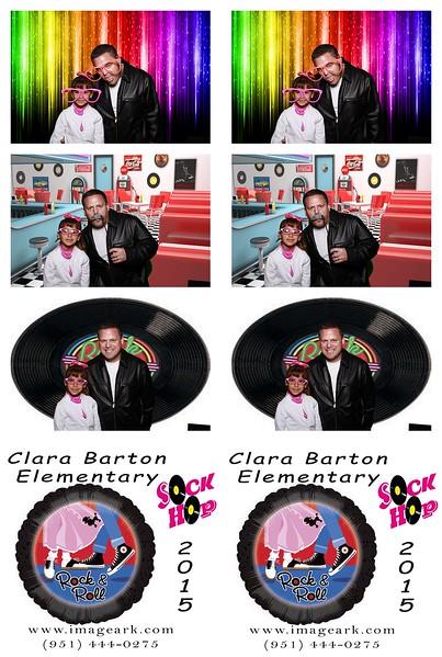 Clara Barton Sock Hop