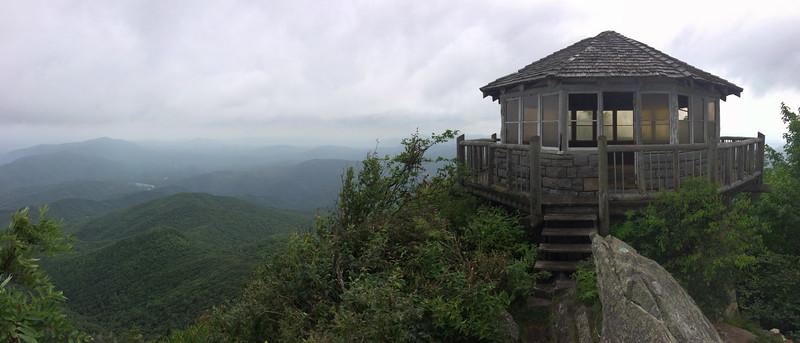Mount Cammerer (7-12-15)