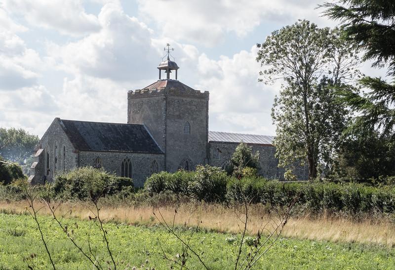 Burnham Overy, St. Clement