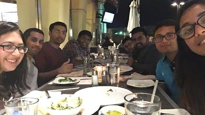 2015 West National Dinners