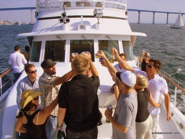Sunset Rendevous - Private/Public Yacht