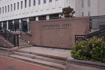 Former Monumental  Life Building