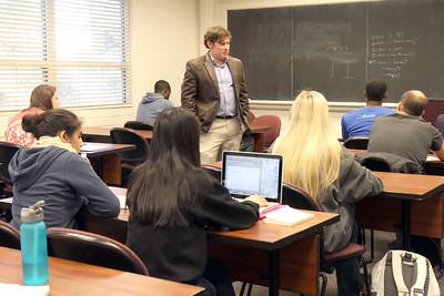 2014 Kevin Honeycut CLA Classroom