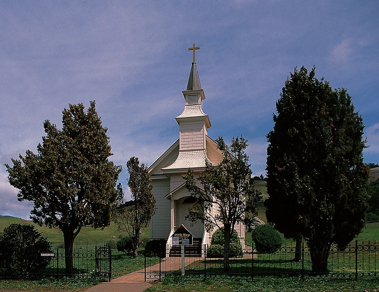 St. Mary's Catholic Church, Marin County, California