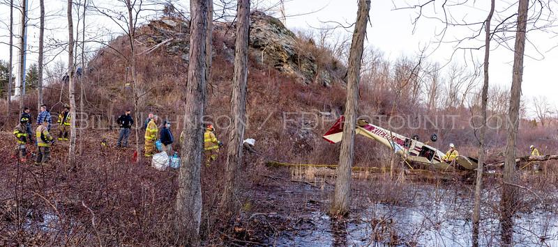 Airplane Crash - Gidley Rd. - LaGrange Fire District -12/27/2020