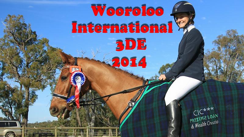 2014 08 07 Wooroloo PHT Individual Rider Videos Selection