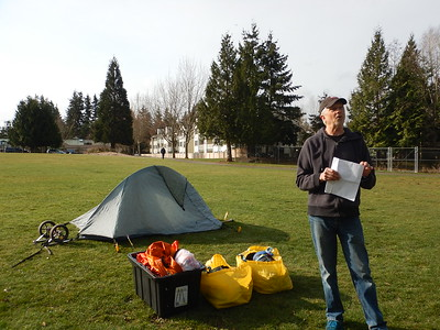 2019 March 23 Kayak Camping Demo