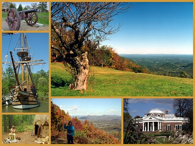 Virginia 1995, 2006, 2007