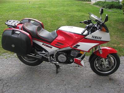 My Yamaha FJ1200's