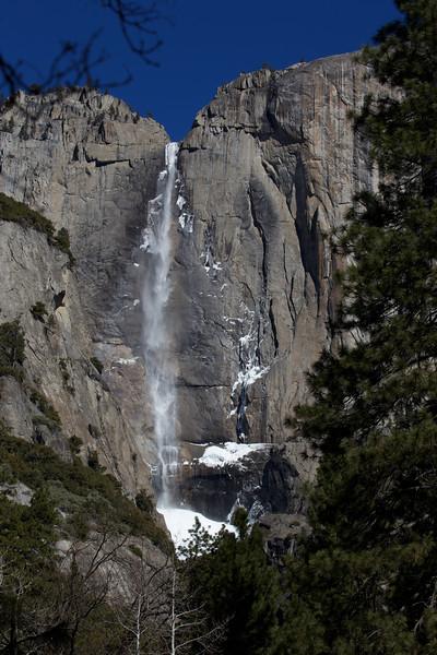 YOS-130226-0001 Upper Yosemite Falls