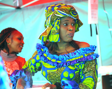 Afro Pfingston 2011