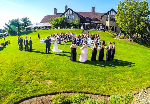 Meghan & Brian Wedding Timelapse Videos
