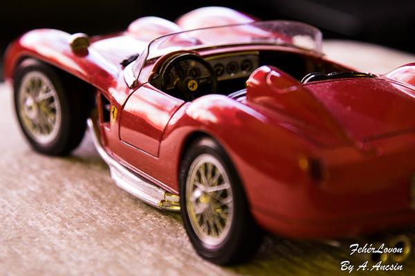 Termék fotózás - Modell autó