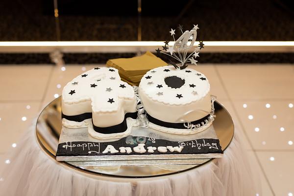 Andrew's 40th Birthday