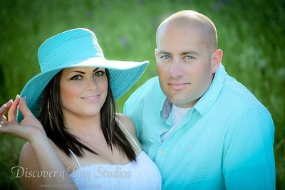 Kayla & Danny Engagement 4-20-2013