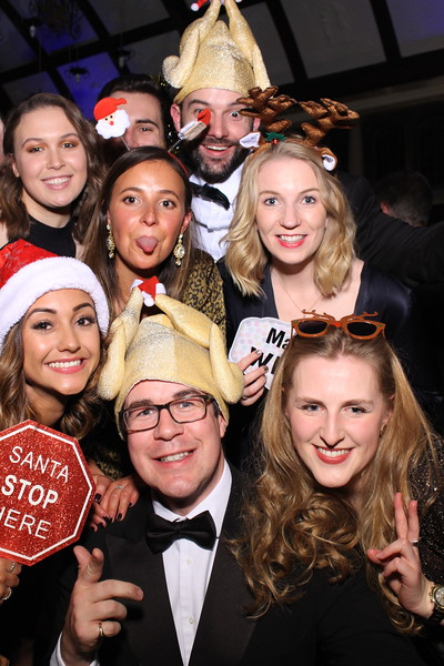 Savills Christmas Party 2019