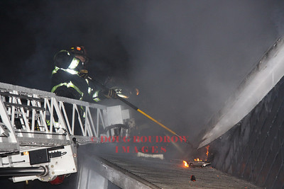 Winthrop, MA - Working Fire, 41 Hillside Ave, 2-5-11