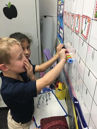Measuring in Math