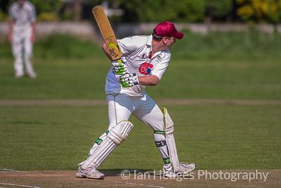 2014-05-18 - Denby Grange CC 1st's vs.