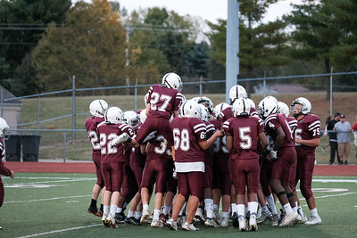 Eighth Grade CW vs Groveport 10/9/19