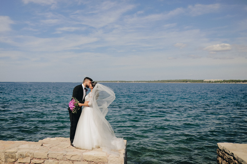Veronica & Thomas, Porec, Croatia