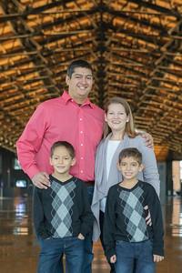 Marisa, John & Family