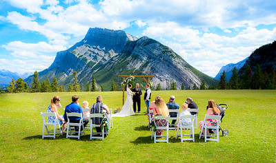 Banff Wedding - Hayllie & Dale
