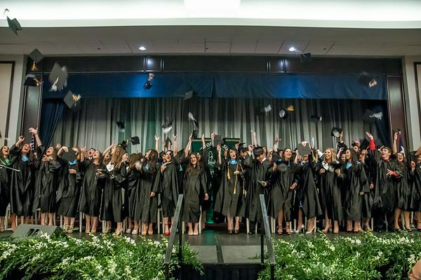 Graduacion Salomon Levis  jr