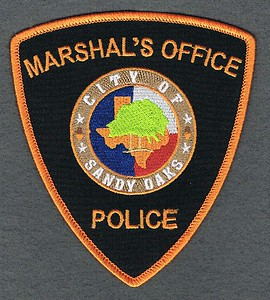Sandy Oaks City Marshal
