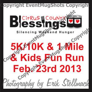2013.02.23 Blessings 5K 10K