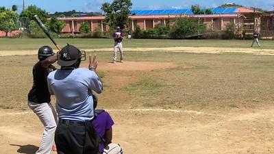 2018 Spring/Summer Tristan Baseball