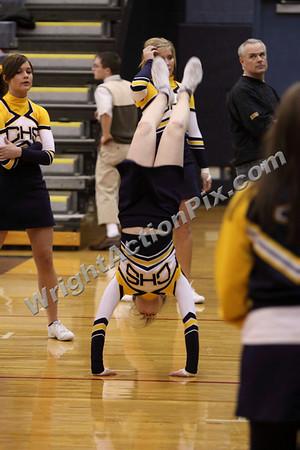 2009 02 06 Varsity Cheer