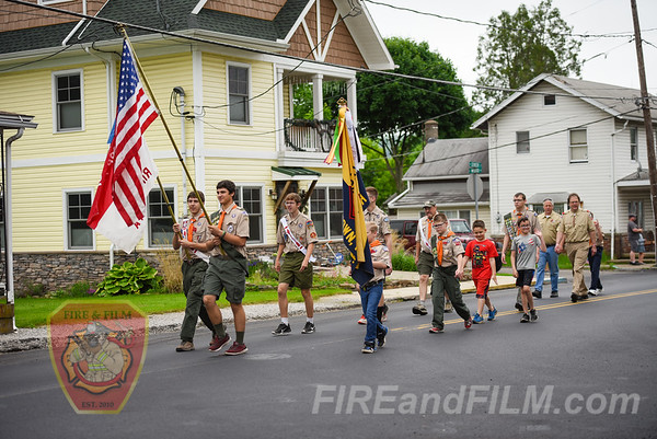 2018 Ringtown Memorial Day Parade
