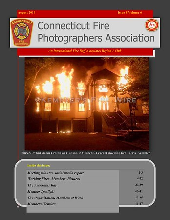 CFPA August 2019 Newsletter - Issue 8, Volume 6