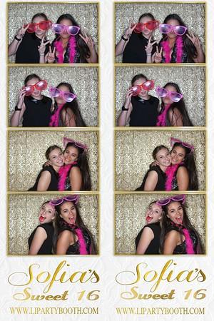 Sofia's Sweet 16