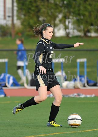 Oley VS Berks Catholic JV & Varsity Girls Soccer 2011 - 2012