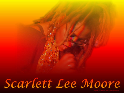 SCARLETT LEE MOORE with the SCARLETT LEE MOORE BAND at ELIZABETH'S, 7 Main Street (on the Green), New Milford, CT (860) 354-4266  - December 30, 2005